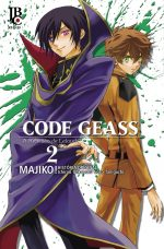 capa de Code Geass – A rebelião de Lelouch #02