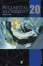 capa de Fullmetal Alchemist ESP. #20