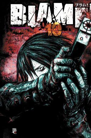 capa de Blame! #10