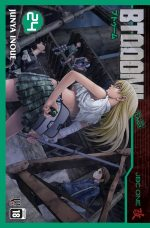 capa de BTOOOM! #24