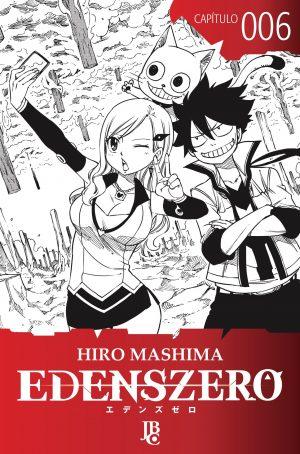 capa de Edens Zero Capítulo #006