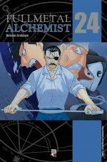 capa de Fullmetal Alchemist ESP. #24