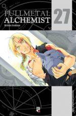capa de Fullmetal Alchemist ESP. #27
