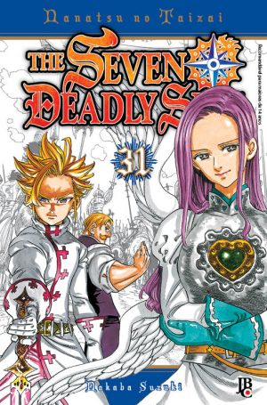 capa de The Seven Deadly Sins #31