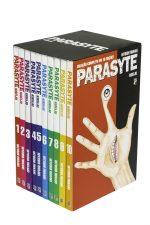 capa de Box – Parasyte
