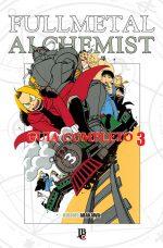 capa de Fullmetal Alchemist Guia Completo #03