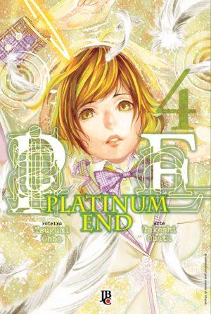 capa de Platinum End #04
