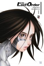capa de Battle Angel Alita – Last Order #01