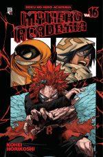 capa de My Hero Academia #16