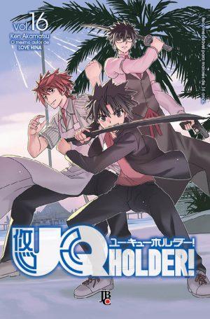 capa de UQ Holder! #16