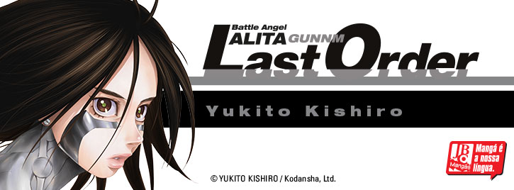 Battle Angel Alita – Last Order