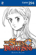 capa de The Seven Deadly Sins Capítulo #294