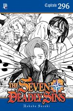 capa de The Seven Deadly Sins Capítulo #296