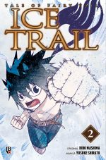 capa de Fairy Tail – Ice Trail #02