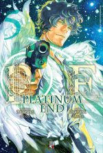 capa de Platinum End #05