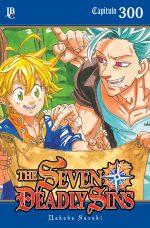 capa de The Seven Deadly Sins Capítulo #300