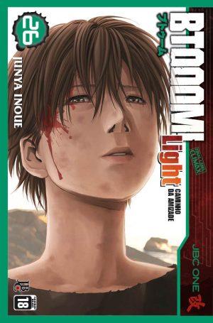 capa de BTOOOM! #26 (Light)
