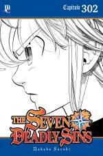 capa de The Seven Deadly Sins Capítulo #302