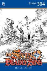 capa de The Seven Deadly Sins Capítulo #304