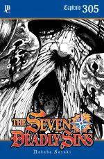 capa de The Seven Deadly Sins Capítulo #305