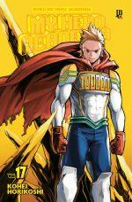 capa de My Hero Academia #17