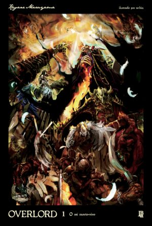 capa de Overlord - vol.01