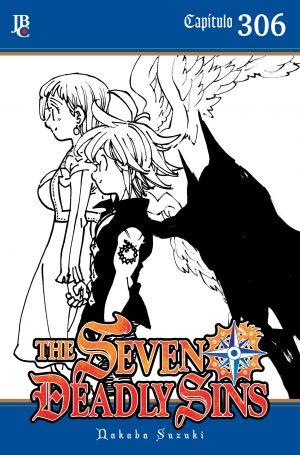 capa de The Seven Deadly Sins Capítulo #306