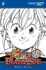 capa de The Seven Deadly Sins Capítulo #307