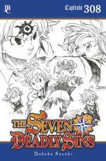 capa de The Seven Deadly Sins Capítulo #308