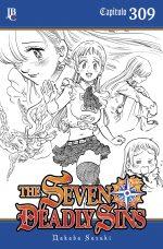 capa de The Seven Deadly Sins Capítulo #309
