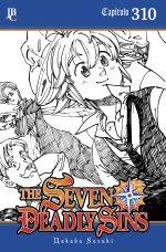 capa de The Seven Deadly Sins Capítulo #310