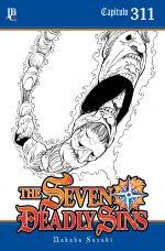 capa de The Seven Deadly Sins Capítulo #311