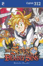 capa de The Seven Deadly Sins Capítulo #312