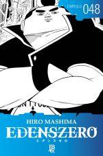capa de Edens Zero Capítulo #048