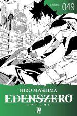capa de Edens Zero Capítulo #049