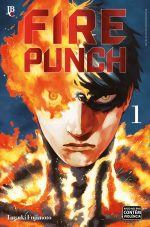 capa de Fire Punch: Preview