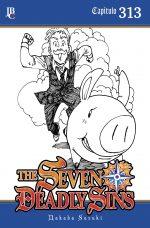 capa de The Seven Deadly Sins Capítulo #313