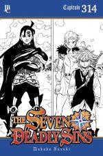 capa de The Seven Deadly Sins Capítulo #314