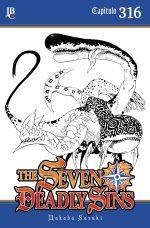 capa de The Seven Deadly Sins Capítulo #316