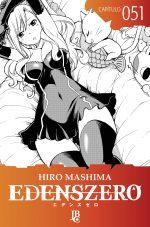 capa de Edens Zero Capítulo #051