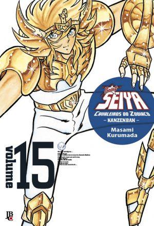 capa de CDZ – Saint Seiya [Kanzenban] #15