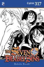 capa de The Seven Deadly Sins Capítulo #317