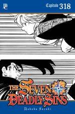 capa de The Seven Deadly Sins Capítulo #318