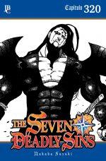 capa de The Seven Deadly Sins Capítulo #320
