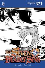 capa de The Seven Deadly Sins Capítulo #321