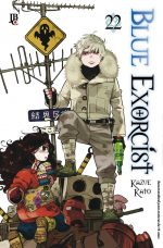 capa de Blue Exorcist #22
