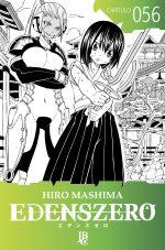 capa de Edens Zero Capítulo #056