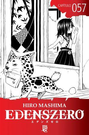 capa de Edens Zero Capítulo #057