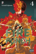 capa de Fire Punch #04