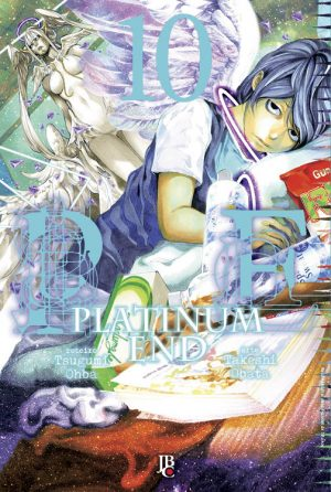 capa de Platinum End #10